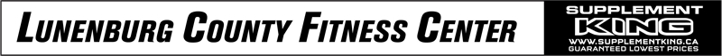 Lunenburg County Fitness Center logo