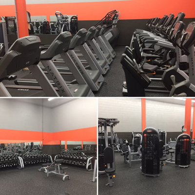 Lunenburg County Fitness Center Equipment